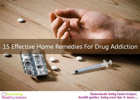Detox From Drugs Home Remedies by 15 Effective Home Remedies For Addiction