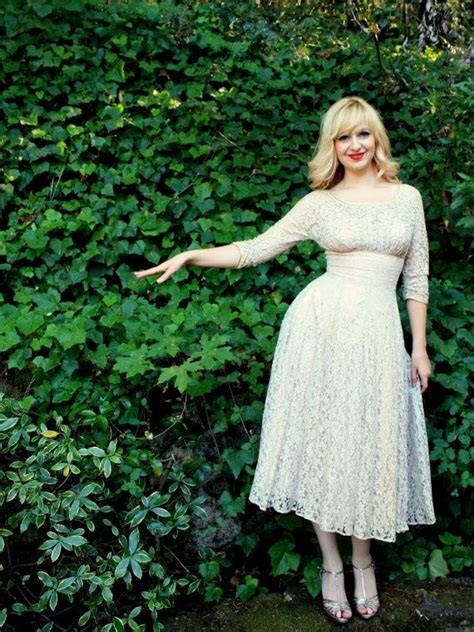 wedding gowns for woman in their forites custom made vintage 40s 50s wedding dress beige nude