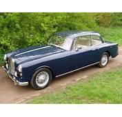 For Sale 1959 Alvis TD21 Series I 3 Litre Saloon  Classic