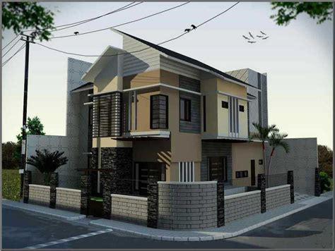 memilih design pagar rumah minimalis sederhana tapi menarik renovasi rumahnet