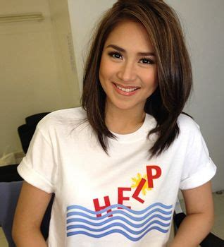 philippine artist hairstyle sarah geronimo hair color hair style pinterest bobs
