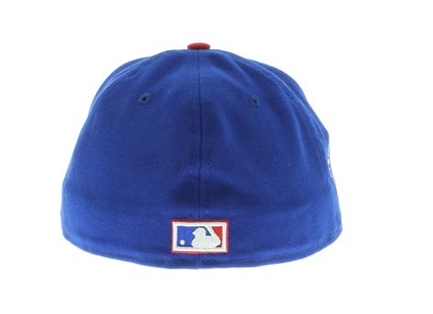 chicago cubs colors chicago cubs team colors the side patch 59fifty new era cap