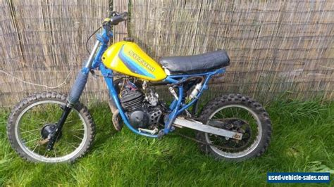 trials and motocross bikes for sale 1983 suzuki rm 80 for sale in the united kingdom