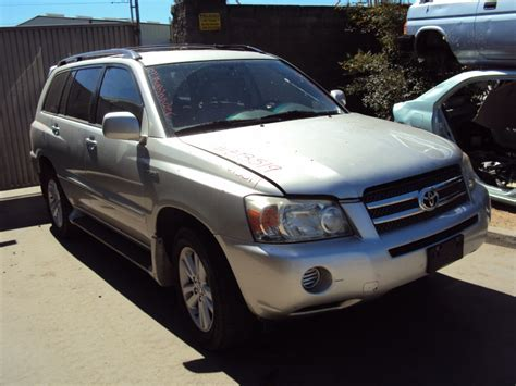 2007 Toyota Highlander 3rd Row Seat 2007 Toyota Highlander Hybrid Model With Third Row Seats 3