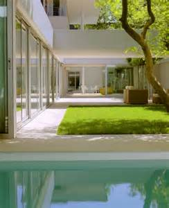 beautiful modern homes interior 10 the most cool and amazing indoor courtyards digsdigs