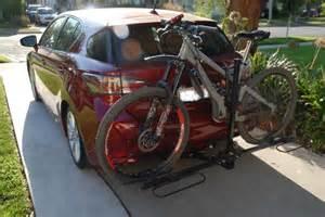 hitch and bike rack clublexus lexus forum discussion