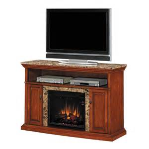 28 electric fireplace tv stand combo brown media