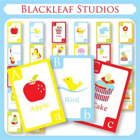 printable toddler learning flash cards alphabet flash cards diy printable for toddlers primary
