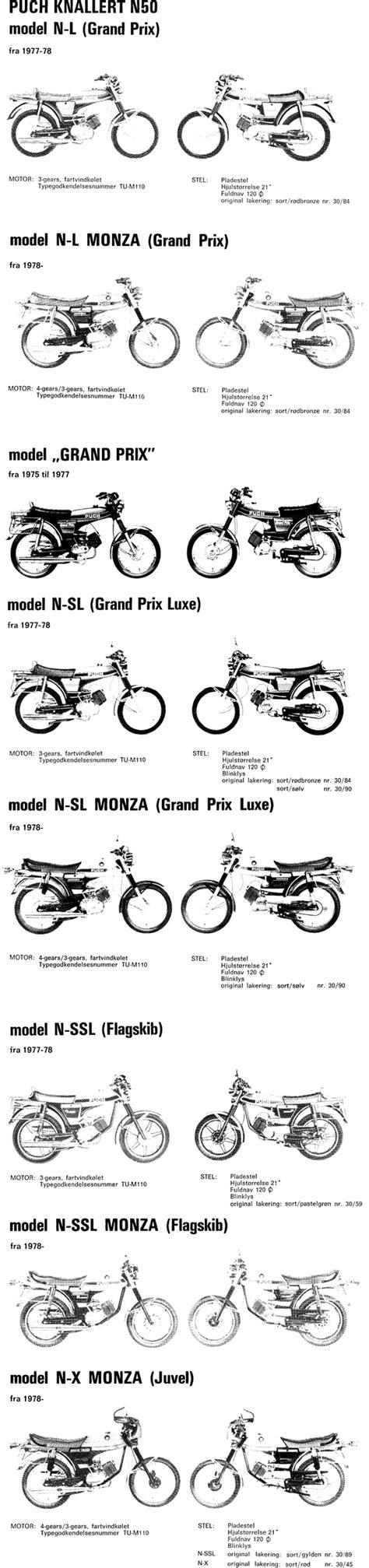 Moeza Maxi by Puch Knallerter Med 50 Cm 179 Motor