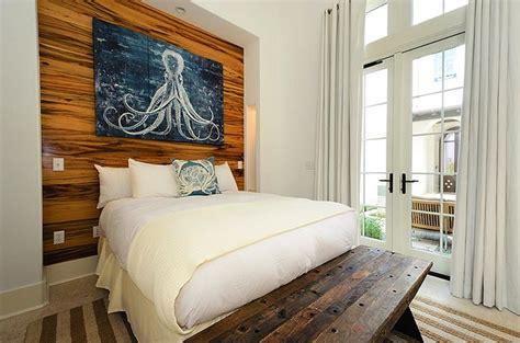Octopus triptych art cottage bedroom alys beach
