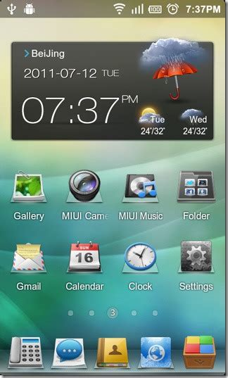 themes home launcher dxhome for android a launcher with its own online theme