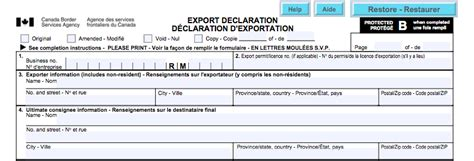 shipping an advance notice cross border institute