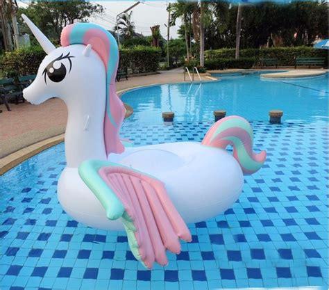 imagenes html float colorful pool float inflatable boat pegasus unicorn