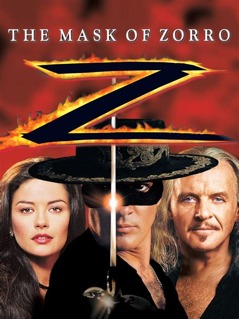 film action zorro the mask of zorro movie tv listings and schedule tvguide com