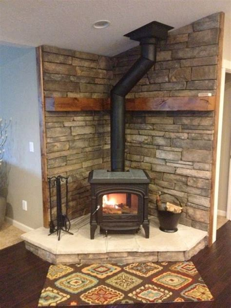 idea for wood furnace design wood stove hearth home design ideas pictures remodel and