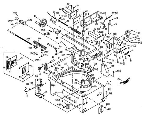 jet band saw parts diagram page 2 jet 414479 band saw parts