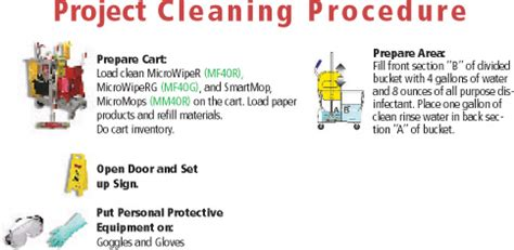 bathroom cleaning procedure unger restroom products project cleaning procedure