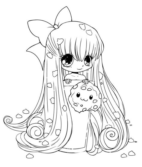 coloring pages chibi 15 chibi coloring pages printable print color craft