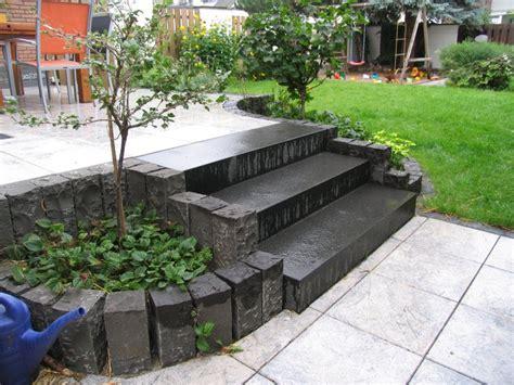 Terrasse Mit Stufen by Gartenideen
