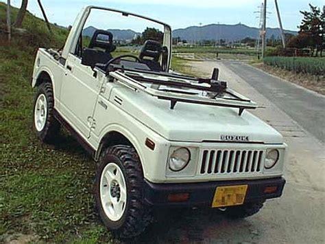 Suzuki Sj Samurai Suzuki Samurai Santana Maruti Up Jimny