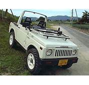 Suzuki Samurai Special English