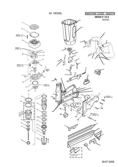 paslode framing nailer parts diagram 900420 paslode parts related keywords 900420 paslode
