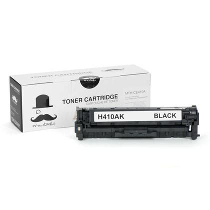 Sale Toner Hp Hp 305a Black Ce410a hp 305a ce410a new compatible black toner cartridge moustache 174 123inkcartridges canada