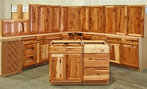 how to make cabinets look rustic assembled hickory kitchen cabinets do it yourself rustic