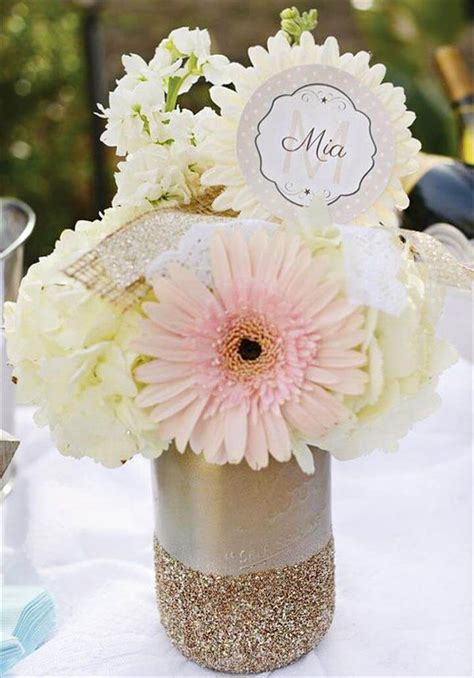 jar centerpieces for baby shower 68 best cheap jar centerpiece ideas diy to make