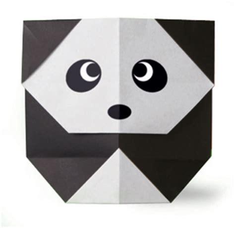 Easy Origami Panda - origami panda