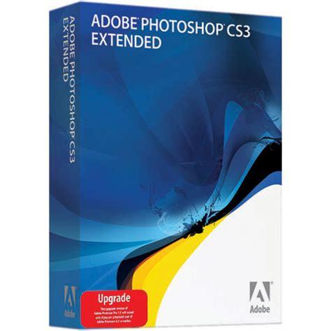 adobe photoshop cs3 extended plus keymaker full version adobe photoshop cs3 extended upgrade for windows 29400104 b h