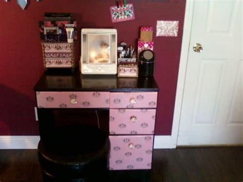 makeup vanity organization ms tapioca 10 gorgeous diy dressing table ideas