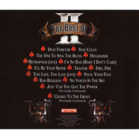 best motorhead album the best of motorhead ii mot 246 rhead mp3 buy tracklist