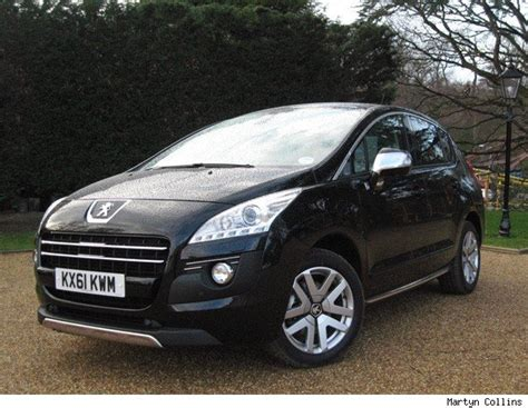 peugeot cars 2012 peugeot 3008 hybrid4 first drive review aol uk cars