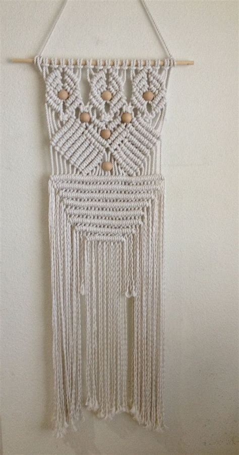 macrame art 1000 ideas about rope on macrame wall