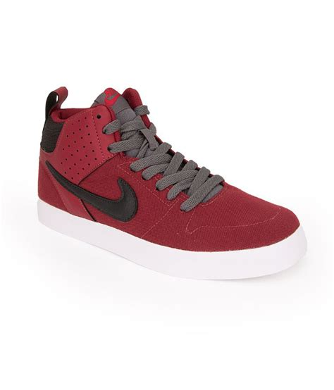 nike maroon shoes nike maroon sneaker shoes snapdeal price casual shoes