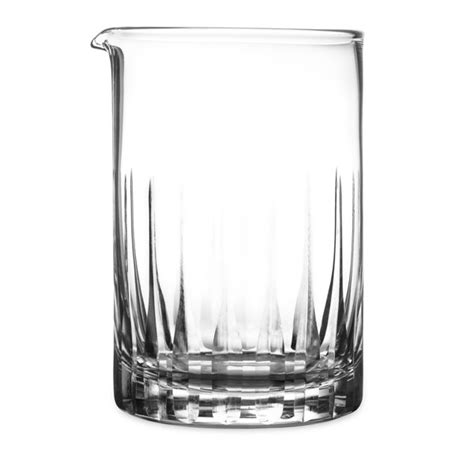 Mixing Glass 1 c k seamless paddle mixing glass 800ml xl barsho