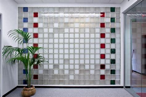 pareti in vetrocemento per interni pareti in vetrocemento costruire pareti realizzare