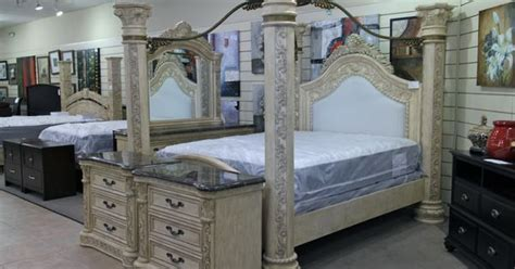 bedroom furniture sets las vegas king canopy bedroom set colleen s classic consignment