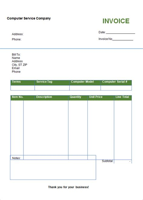 invoice template uk word personal invoice template word invoice exle