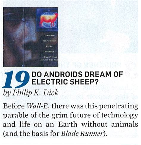 do androids of electric sheep the inspiration for the blade runner and blade runner 2049 philip k science fiction author official site
