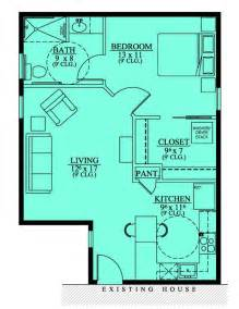 in law apartment plans