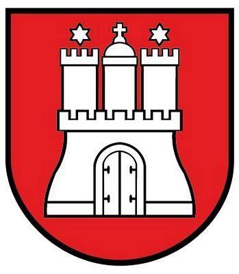 Aufkleber Hamburg by Autoaufkleber Sticker Hamburg Schild Kontur Fahne