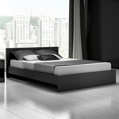 Modern Black Bed Frame 25 Best Ideas About Modern Platform Bed On Pinterest Modern Wood Bed Midcentury Bed Frames