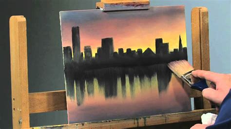 paint    paint  cityscape  oils part