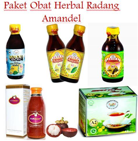 Obat Amandel Herbal obat amandel tradisional alami herbal obat tradisional