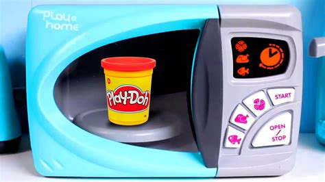 just like home microwave oven review make play doh