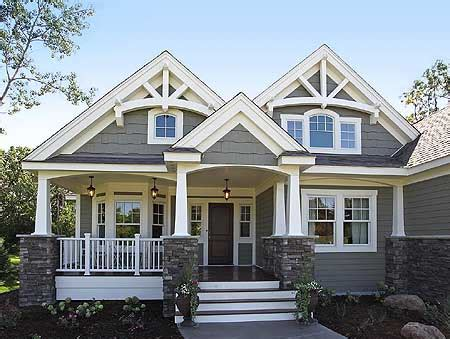 Northwest Home Design Plans Craftsman House Gallery Corner Lot Northwest Craftsman