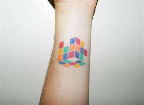 minimalistic rubik s cube