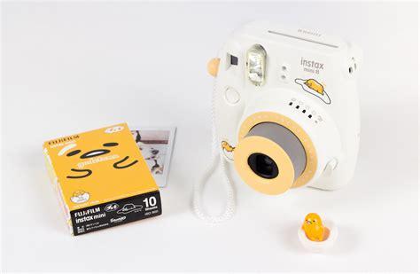Refill Kamera Instax Mini Gudetama 10 น าร กชะม ด กล อง fujifilm instax mini 8 ลาย gudetama